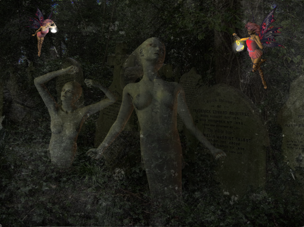 Related pictures ghost in graveyard the sunderban ghost