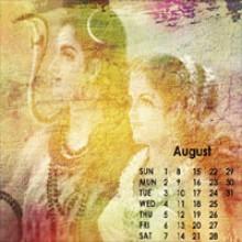 Desktop Wallpaper Calendar August 2010