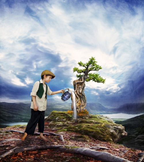 Best Conceptual Photo Manipulations Of 2010