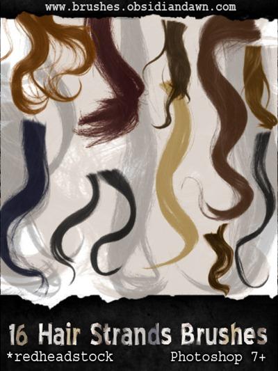 Gimp Hair Brush Images