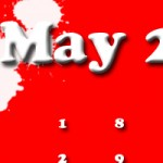 Basic Photoshop Tutorial : Create A Minimal Desktop Wallpaper Calendar
