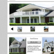 Free PSD WordPress Template – Ishika Real Estate