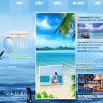 25 Stunning Blue Website Designs For Inspiration