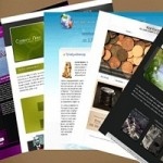 55 Best Free PSD Website Templates