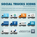 30 Sets of Best Free Social Media Icons