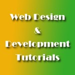 Best Web Design And Development Tutorials From July 2011