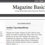 40 Best Free WordPress Magazine Themes