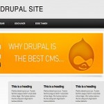 120 Best Free Drupal Themes