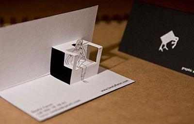 30 Unique Business Card Designs For Inspiration