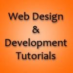 40 Best Web Design And Development Tutorials From August 2011