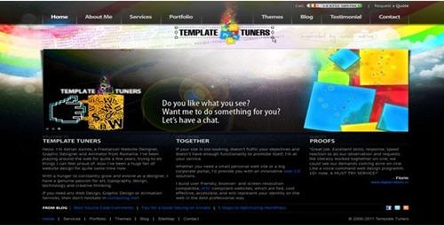 100 Professional Designer Portfolio Websites
