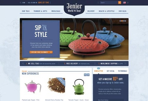 Best Ecommerce Website Design Ideas Gallery - Home Design Ideas ...