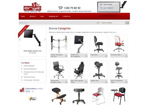 100 Professional Ecommerce Web Sites For Web Design Inspiration