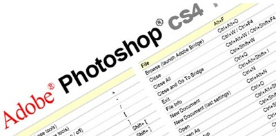 photoshop cheat sheet
