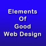 5 Elements of Good Website Design