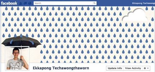 facebook timeline design