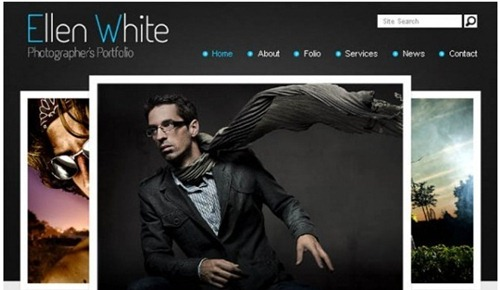 best free psd website templates of 2011