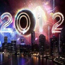 Cool And Creative New Year 2012 Wallpapers