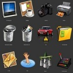 25 Fresh Free Icon Sets For Web Designers