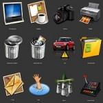 25 Fresh Free Icon Sets For Web Designers