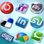 500+ High Quality Free Social Media Icons