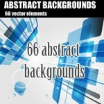Win 66 Abstract Backgrounds from Vectorpack.net!
