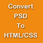 Best Tutorials On How To Convert PSD To HTML/CSS