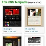 20 Best Websites To Download Free CSS Templates