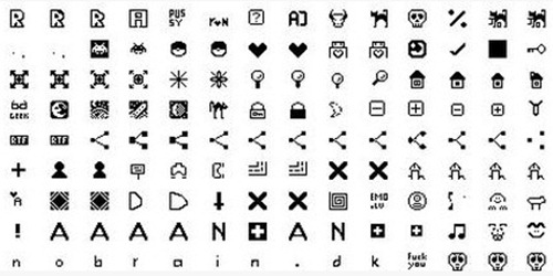 20 Best Free Minimal Icon Sets For Web Designers