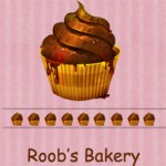 Create A Vertical Business Card For Bakery