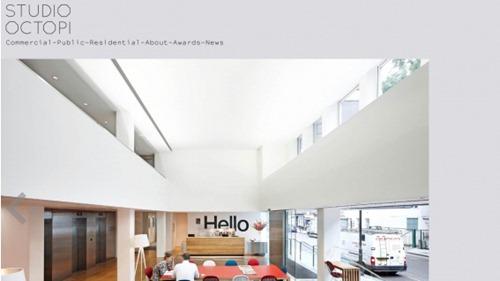fresh web design inspiration