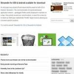 50 Best Minimalist Website Designs From Early 2012