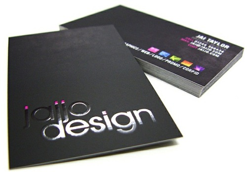 ideas for business cards business card ideas