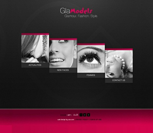 10 Best Free Flash Templates Of 2012