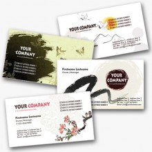 30 Print Ready Free Business Card Templates