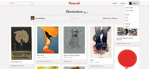 pinterest boards for creative professionals