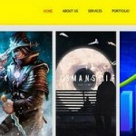 Give Your Website a Professional Look with Website Template