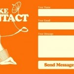 40 Cool And Creative Contact Form Designs