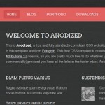 15 Best Free HTML And CSS Templates Of July 2012
