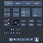 30 Free PSD Web UI Element Sets For Every Web Designer's Library