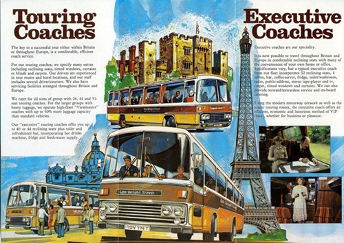 35 Beautiful Travel Brochure Templates – Travel Brochure