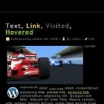 10 Best Free WordPress Themes From July 2012