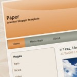 10 Awesome Blogger Templates For Free Download