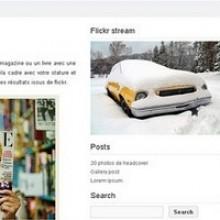 21 High Quality Free Minimal WordPress Themes