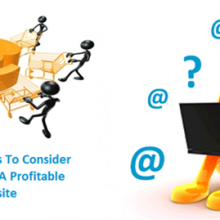 Important Aspects To Consider Before Designing A Profitable eCommerce Website