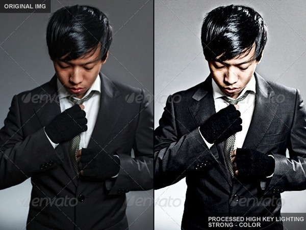 photoshop retouching actions