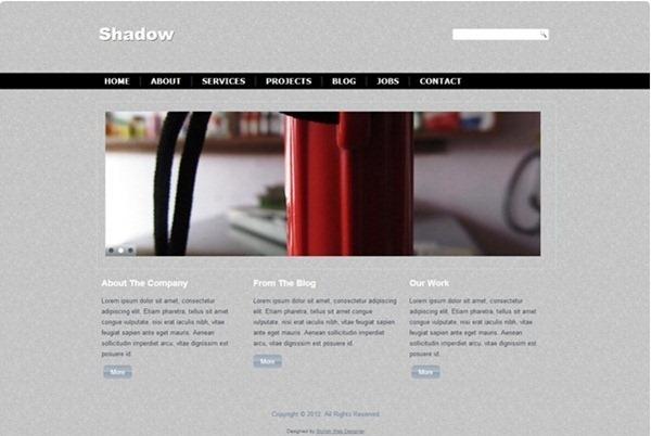 Responsive Website Templates