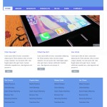 Business Portfolio : Responsive Website Template