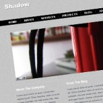 Shadow : Free Responsive Portfolio Website Template
