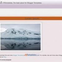 Free Blogger Templates : 30 Fluid Width Templates